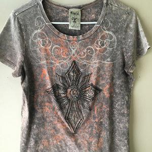 Celtic Cross BOHO Vocal Shirt